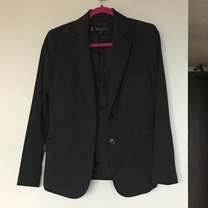 Anne Klein Black Stretch Blazer